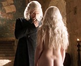 Emilia Clarke – Nude and hot sexy scenes in Game of Thrones