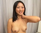 Young asian girl Evelyn Lin sucks cock